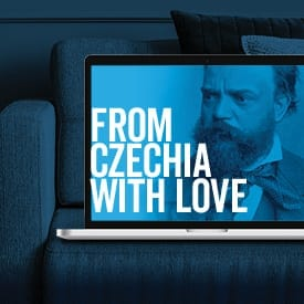 Image of Dvorak in laptop on couch